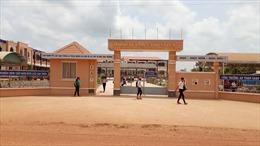 Chuyển hồ sơ vụ vi phạm tại công trình Trường THCS Vĩnh Châu A sang công an