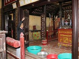 Nhiều di tích ở Ninh Thuận xuống cấp nghiêm trọng cần sớm được trùng tu