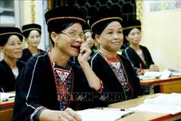 Giải cơn 'khát chữ' trên vùng khó Hàm Yên, Tuyên Quang