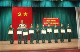 Bộ đội Biên phòng Đắk Nông thực hiện tốt nhiệm vụ vừa bảo vệ biên giới, vừa phòng chống dịch