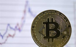 Giá Bitcoin lần đầu tiên vượt mức 20.000 USD