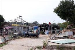 Bà Rịa-Vũng Tàu: Cưỡng chế hàng loạt công trình xây dựng trái phép