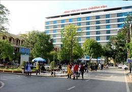 Bệnh nhân tái dương tính với SARS-CoV-2 ở Thái Bình đã được xuất viện