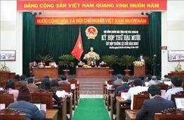 HĐND tỉnh Phú Yên: Vấn đề vi phạm quản lý đất đai làm 'nóng' phiên chất vấn