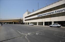Nổ gần sân bay thủ đô Baghdad của Iraq
