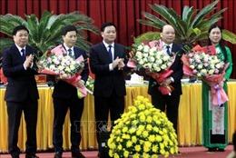 Thái Bình kiện toàn chức danh Phó Chủ tịch HĐND và Phó Chủ tịch UBND tỉnh