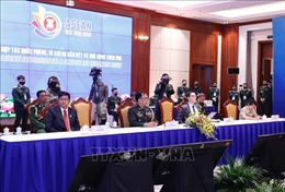 Việt Nam nỗ lực duy trì đà hợp tác quốc phòng trong ASEAN