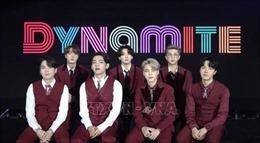 Nhóm nhạc BTS lại thống trị bảng xếp hạng Billboard's Artist 100