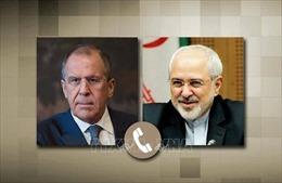 Ngoại trưởng Nga: Hợp tác quốc phòng Nga-Iran phù hợp luật pháp quốc tế