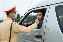 10 ngày ra quân, CSGT phát hiện 5.877 lái xe vi phạm nồng độ cồn