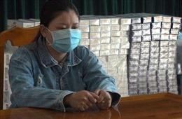 Bộ đội biên phòng Đồng Tháp bắt giữ số lượng lớn thuốc lá ngoại nhập lậu