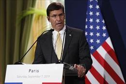 Bộ trưởng Quốc phòng Mỹ kêu gọi nhà lãnh đạo Triều Tiên kiềm chế