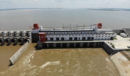 Đập thủy điện Don Sahong bắt đầu kết nối với mạng điện lưới quốc gia Campuchia