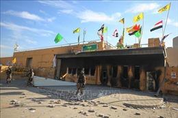 Đại sứ quán Mỹ tại Baghdad hối thúc công dân rời Iraq