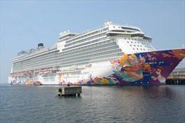 Sở Du lịch Đà Nẵng thông tin về việc tàu World Dream chở khách Trung Quốc đến thành phố
