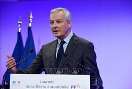 Pháp tuyên bố sẵn sàng đáp trả nếu Mỹ trừng phạt thương mại