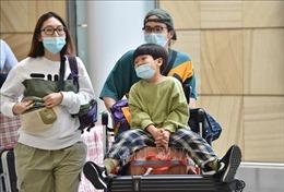 Australia cấm khách Trung Quốc nhập cảnh, Nhật Bản cấm nhập cảnh người nước ngoài đã từng ở Hồ Bắc
