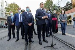 Tổng thống Pháp: Không thể dùng tranh biếm họa biện minh cho hành vi bạo lực
