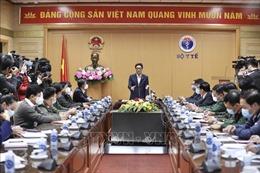 Hội nghị trực tuyến thường trực Ban Chỉ đạo Quốc gia phòng, chống COVID-19