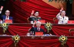 Thông qua các quy chế, chương trình làm việc của Đại hội Đảng lần thứ XIII