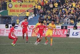 Đông Á Thanh Hóa có điểm đầu tiên khi hòa đương kim vô địch Viettel