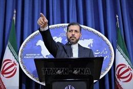 Tehran trả đũa Mỹ về lệnh trừng phạt mới nhằm vào các cá nhân và thực thể Iran