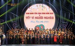 Gần 89 tỷ đồng ủng hộ Tết vì người nghèo Xuân Tân Sửu 2021