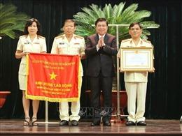 Viện Kiểm sát nhân dân TP Hồ Chí Minh đón nhận danh hiệu Anh hùng Lao động thời kỳ đổi mới