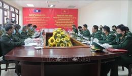 Phối hợp quản lý bảo vệ biên giới, phòng chống dịch COVID-19
