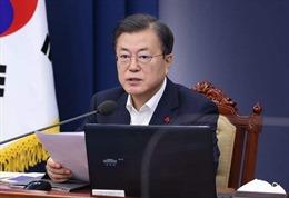 Tổng thống Hàn Quốc kêu gọi Nhật Bản xây dựng quan hệ song phương 'vì tương lai'