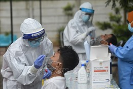 Indonesia ghi nhận số ca tử vong do COVID-19 cao nhất từ trước tới nay