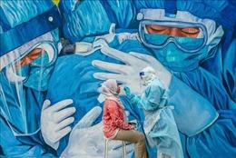 Malaysia ghi nhận số ca nhiễm mới COVID-19 cao nhất theo ngày