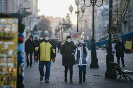 Thủ đô Moskva của Nga mở cửa lại trường học