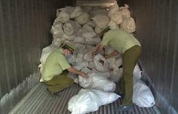 Phát hiện hơn 16 tấn thịt gia cầm bốc mùi chờ tiêu thụ