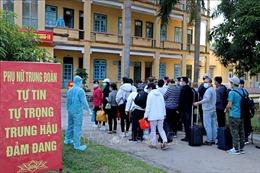 Phòng chống dịch COVID-19 tại Việt Nam: 19.392 người đang được cách ly