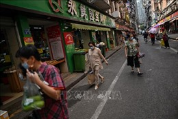 Trung Quốc siết chặt đi lại tại một thành phố 11 triệu dân