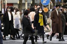 Số ca mắc mới COVID-19 tại Tokyo tăng cao nhất từ trước đến nay