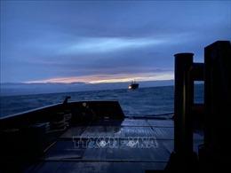 Đã tìm thấy thi thể thuyền trưởng tàu cá gặp nạn trên vùng biển Cam Ranh