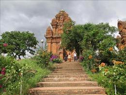 Huyền bí tháp Po Klong Garai (Ninh Thuận)