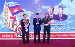 Vun đắp mối quan hệ hữu nghị truyền thống, hợp tác toàn diện Việt Nam - Campuchia