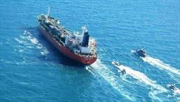 Hàn Quốc yêu cầu Iran thả tàu chở dầu