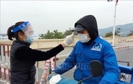 Lập chốt kiểm soát dịch COVID-19 tại Khu du lịch Quốc tế Tuần Châu