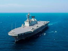 Hàn Quốc đóng tàu sân bay hạng nhẹ có lượng giãn nước 33.000 tấn