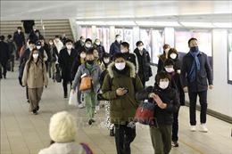Số ca mắc COVID-19 ở Tokyo giảm xuống dưới 200 ca/ngày