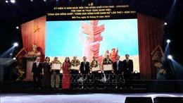 Kỷ niệm 61 năm Ngày Bến Tre đồng khởi và trao tặng danh hiệu 'Công dân Đồng khởi'