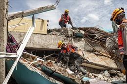 Indonesia và Philippines ghi nhận động đất có độ lớn 7,1
