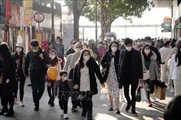 Hong Kong hủy bắn pháo hoa Tết Nguyên đán và Lễ hội đèn lồng Nguyên tiêu