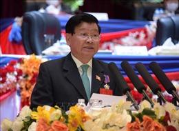 Tổng Bí thư, Chủ tịch nước Lào gửi thư cảm ơn Tổng Bí thư và Chủ tịch nước Việt Nam