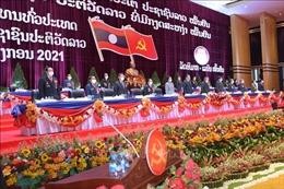 Thư chúc mừng thành công của ĐHĐB toàn quốc Đảng Nhân dân Cách mạng Lào