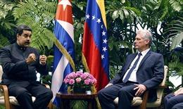 Cuba, Venezuela khẳng định tình đoàn kết không thay đổi